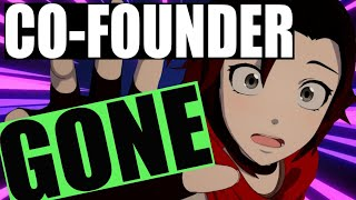 RoosterTeeth just lost a CO FOUNDER and he alleged something crazy about RT, also was a RWBY VA...