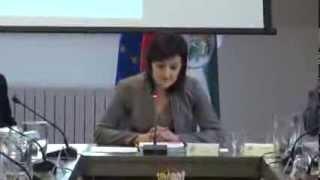 Izjava Olge Karba o odstopu kot koordinatorke sistema C