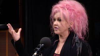 <b>Cyndi Lauper</b> Talks Donald Trump