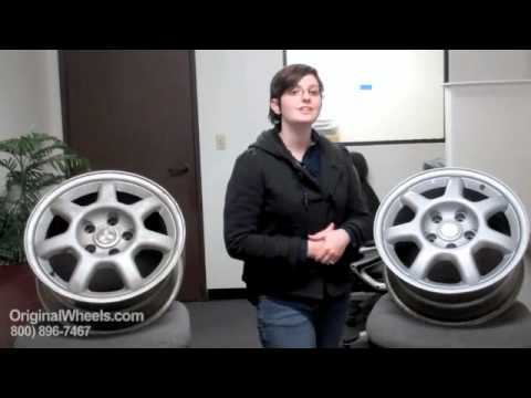 Diamante Rims & Diamante Wheels - Video of Mitsubishi Factory, Original, OEM, stock new & used rim