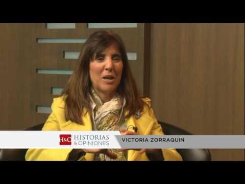 Victoria Zorraquín en Historias y Opiniones (21/09/2016)