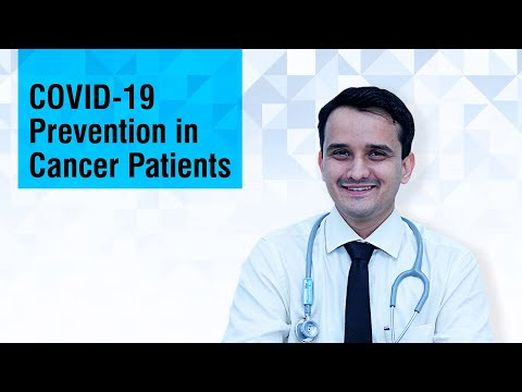 COVID - 19 Prevention Tips for Cancer Patients!