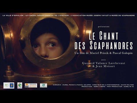 Le chant des scaphandres (réalisation : Muriel Peissik et Pascal Galopin - production : Terra Cinéma),