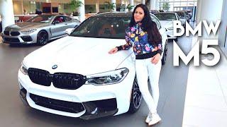 Conheça O BMW M5 Sedan 2020: O V8 De Tração Integral