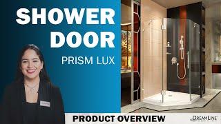 Watch DreamLine Shower Door