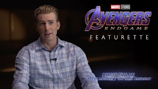 "VIDEO: Marvel's AVENGERS: ENDGAME – ""We Lost"" Featurette"