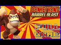 Donkey Kong Barrel Blast wii Longplay Full Game No Comm