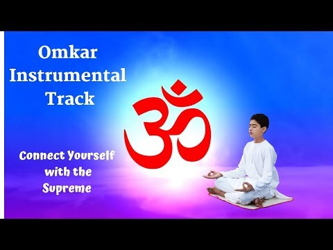 Peaceful & Powerful Om Chanting Music - Meditate & Relax