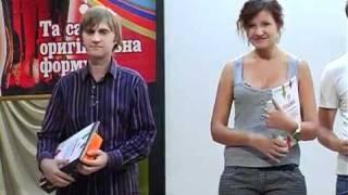 Александр Фомичёв победитель кинофестиваля в Житомире