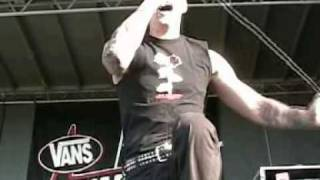Avenged Sevenfold - Darkness Surrounding Live @ Warped Tour 2003