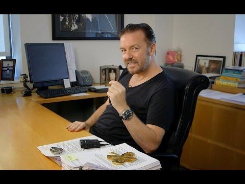 Co ovlivnilo tvorbu Rickyho Gervaise