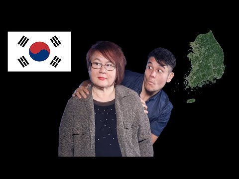 Jižní Korea - Geography Now!