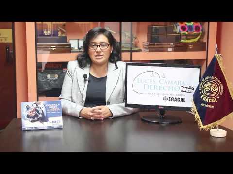 Programa 25 - El financiamiento del terrorismo - Luces Camara Derecho - Egacal