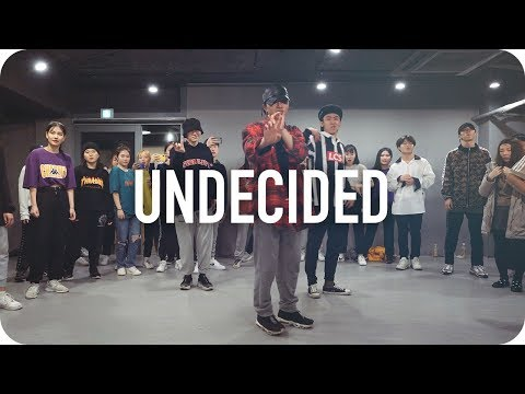 Undecided - Chris Brown / Junsun Yoo Choreography - 1MILLION Dance Studio