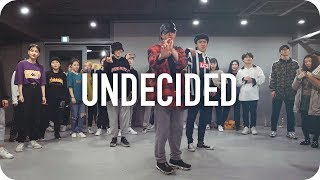 Undecided   Chris Brown  Junsun Yoo Choreography