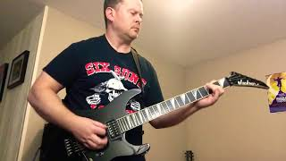 Danzig - Snakes of Christ Guitar Cover