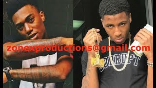 "Baton Rouge Rapper Fredo Bang DISSES NBA Youngboy dead homie AJ""he lucky 12 shot him not me"""
