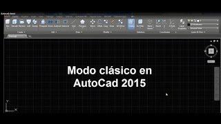 autocad clasico 2019