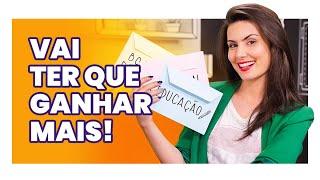 TÉCNICA DOS ENVELOPES PRA ECONOMIZAR DINHEIRO! Método Usado Na TV Por Nath Arcuri