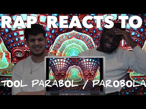 Tool - Parabol / Parabola Reaction | RAP REACTS TO TOOL FOR THE FIRST TIME!!!