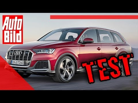 Audi Q7 Facelift (2019): Test - SUV - Infos