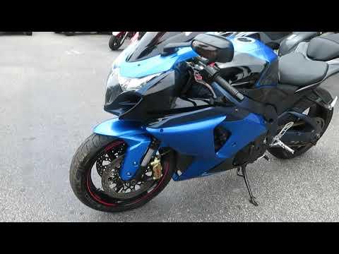 2012 Suzuki GSX-R1000™ in Sanford, Florida - Video 1