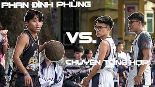 Thế Tôn, Trung Hoàng vs. An Tẩm | Chuyên KHTN @ Phan Đình Phùng | Highschool Elite Tournament