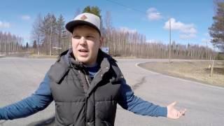 Дороги в Финляндии.