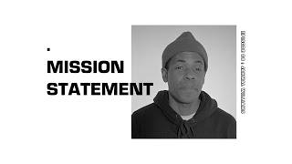 Mission Statement Ep. 8_ Jahmal Williams