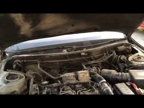 Фото к видео: Тойота 2ct дизель настройка мотора и тнвд часть 1