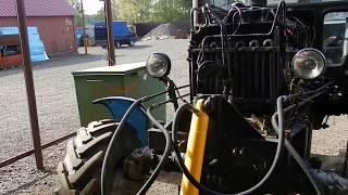 Ремонт трактора МТЗ 82 - Подготовка, мойка, разборка