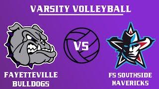 Varsity Girls Volleyball l Southside @ Fayetteville