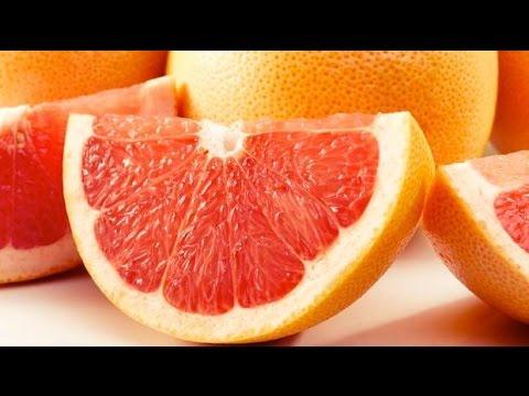 Video Top 5 Health Benefits of Grapefruit