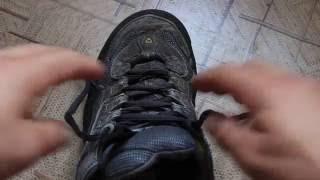 Что делать если развязываются шнурки