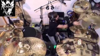 "Alex Shumaker drum cover Thomas Rhett ""Crash and Burn"""