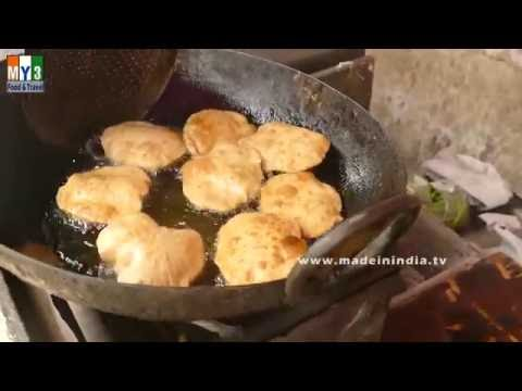HOW TO MAKE PUFFY POORI   BREAKFAST RECIPE   How to Make Pooris   Indian Poori Recipe