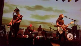 FEEDER LIVE AT THE ROUNDHOUSE, LONDON, 12 OCT 2016 - SEVEN DAYS IN THE SUN