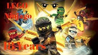 18 Years (Daughtry) Ninjago Tribute