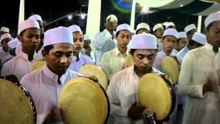 Mawlid Nabi - Mahallul Qiyam Haul Akbar @ PonPes Al-Fithrah 2011