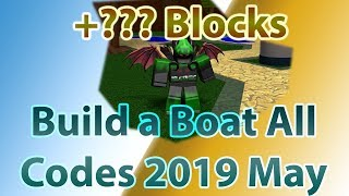 build a boat for treasure roblox codes 2019 may 20 - TH-Clip