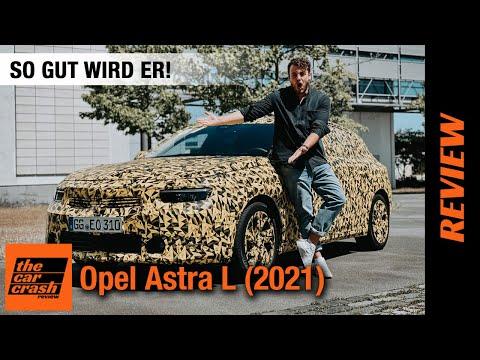 Opel Astra L (2021): Wir FAHREN ihn schon JETZT! 🤩 Fahrbericht   Review   Test   Plug-in Hybrid
