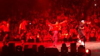 Chris Brown Live In St Paul Minnesota - Picture Me Rollin'