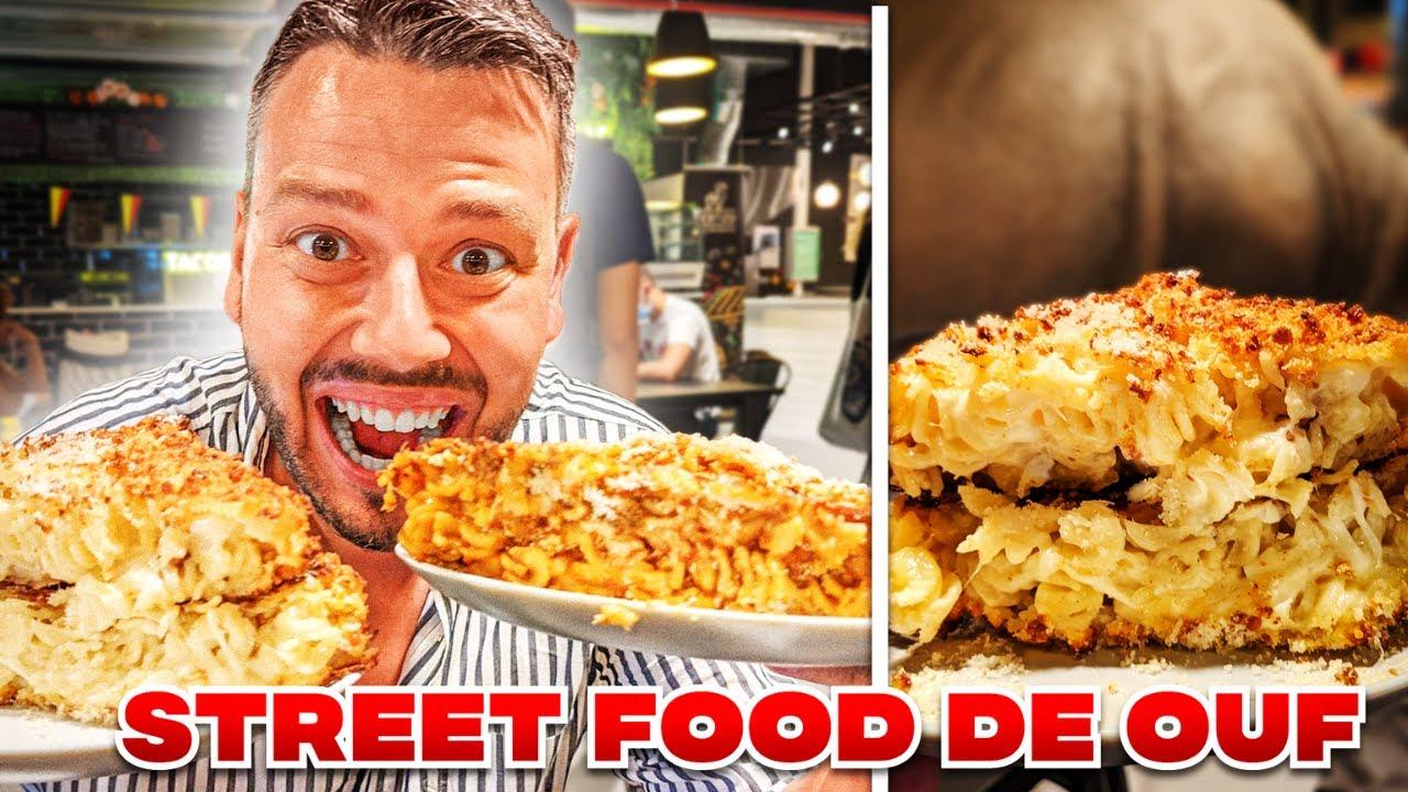 Une INCROYABLE STREET FOOD ITALIENNE! On teste pour la 1ère fois! -  VLOG 1184
