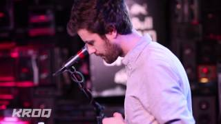 Passion Pit - Lifted Up (1985) - Live at KROQ