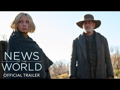 News of the World (Trailer)