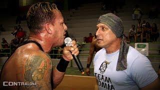 BJ y El Wizard se ven de frente en cartelera de Lucha Libre
