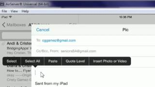 How To Attach a Picture to an Email