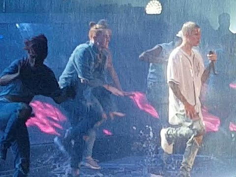 Justin Bieber - Sorry - PURPOSE THE WORLD TOUR - July 7th,2016
