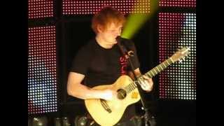 Ed Sheeran - Gold Rush (Nashville, TN)
