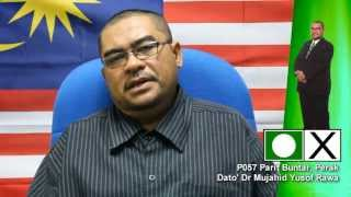 preview picture of video 'Profil Dr. Mujahid (Calon Pas di P057, Parlimen Parit Buntar)'